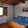Schlafzimmer im Romitorio - Foto © Maibritt Olsen
