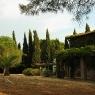 Blick auf das Gästehaus 'Podere Poggio Ventoso' - Foto © Maibritt Olsen