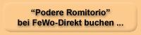 Das Ferienhaus 'Podere Romitorio' bei 'FeWo-Direkt' buchen ...